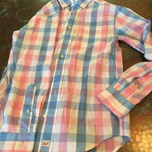 Vineyard Vines Mens Dress Shirt